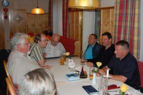 2011 06 03 Erster gemeinsamer Clubabend ADL 315- ADL 031
